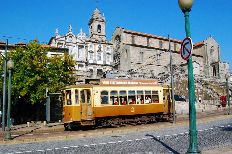 Tram #1 Porto