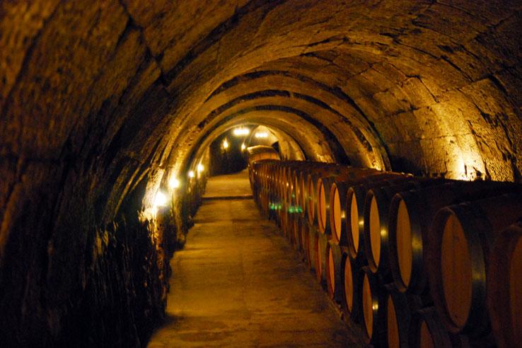 Val Sotillo cellar