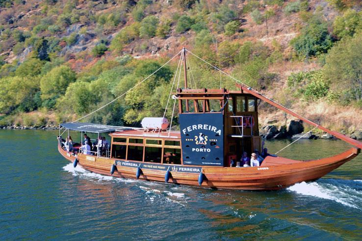 Ferreira's barco rabelo