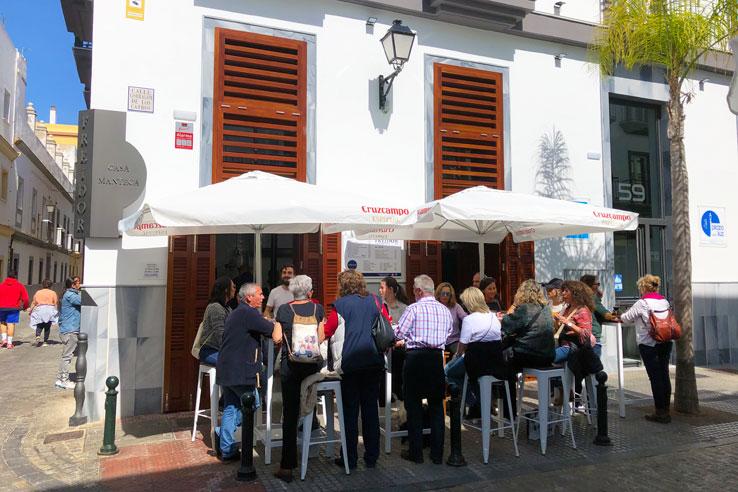 Freidor Casa Manteca, Cádiz