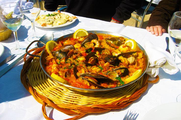 Lunch at Casa Bigote